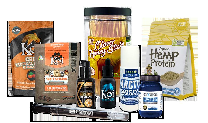 CBD & Hemp Oil, Edibles, Topicals, Vapes & More - CBD Health of Indiana